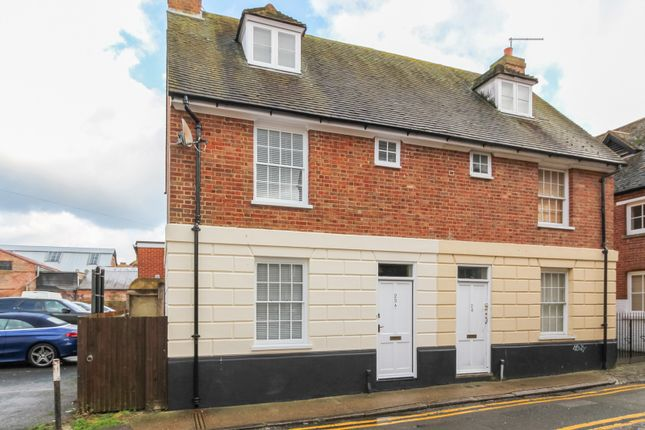 Thumbnail Semi-detached house to rent in Hawks Lane, Canterbury