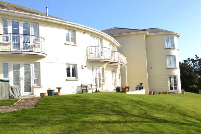 Thumbnail Flat for sale in Elvestone, Fore Street Hill, Budleigh Salterton, Devon