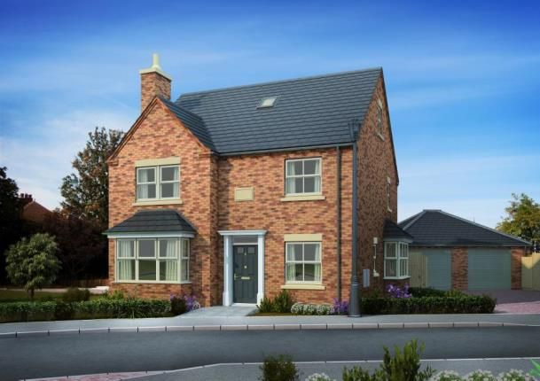 Thumbnail Detached house for sale in Papplewick Farm, Hucknall