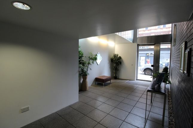 Thumbnail Flat to rent in The Sinclair Building, 1 Regent St, Sheffield