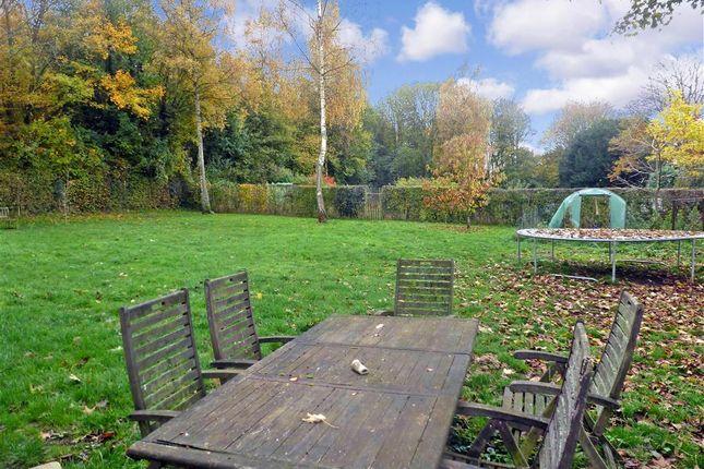 Rear Garden of The Street, Newnham, Sittingbourne, Kent ME9