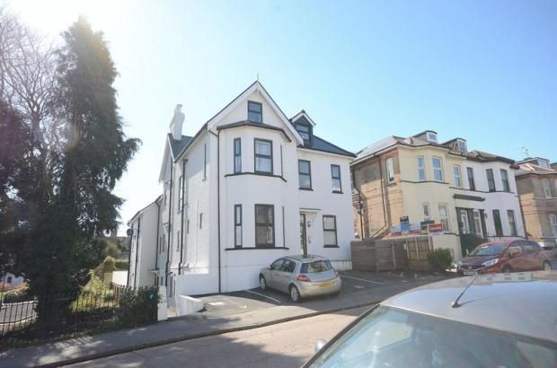 Thumbnail Flat to rent in Southcote Road, Bournemouth
