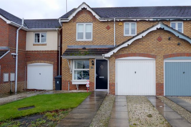 3 bed semi-detached house for sale in Lavender Close, Kingswood, Hull, East Riding Of Yorkshire