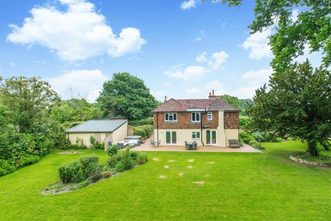 Thumbnail Detached house for sale in Horney Common, Uckfield