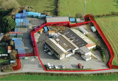Thumbnail Commercial property for sale in Herniss Business Park, Longdowns, Penryn, Cornwall