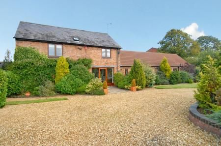 Thumbnail Barn conversion for sale in Coventry Rd, Cawston, Rugby, Warwickshire