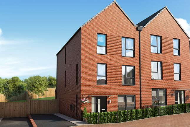 "Thumbnail Property for sale in ""The Richmond At Birchlands"" at Earl Marshal Road, Sheffield"