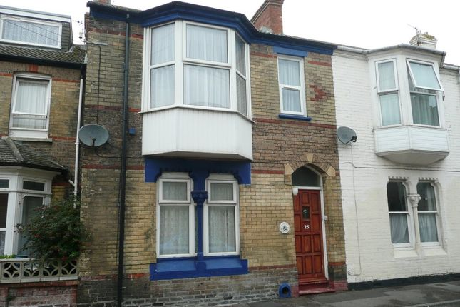 Thumbnail Terraced house to rent in Brownlow Street, Weymouth