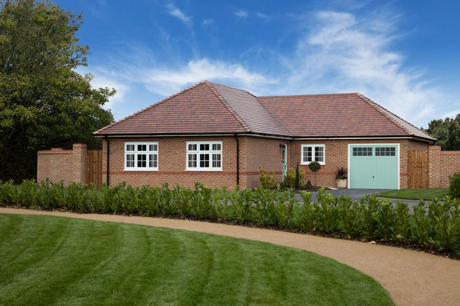 Thumbnail Detached bungalow for sale in Plots 152 - The Hadleigh, St Andrew's Road, Warminster