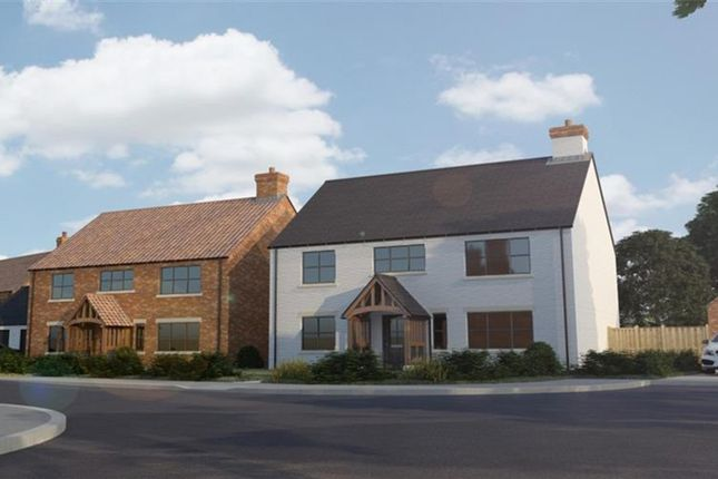 Thumbnail Detached house for sale in Breck View, Mattersey Thorpe, Doncaster
