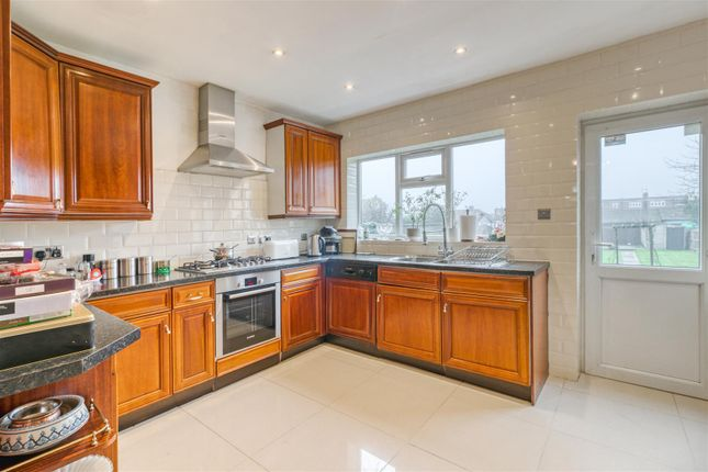 Thumbnail Semi-detached house for sale in Powys Lane, Palmers Green