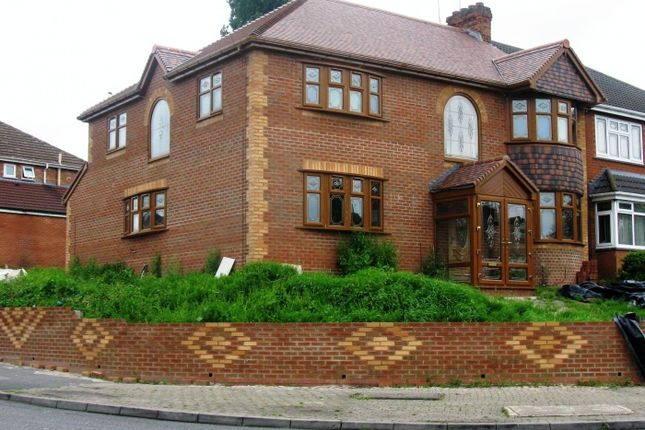 Thumbnail Semi-detached house for sale in ., Grestone Avenue, Handsworth Wood