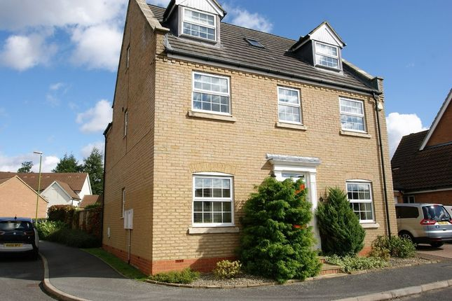 Thumbnail Detached house for sale in The Coppice, Villiers-Sur-Marne Avenue, Thorley, Bishop's Stortford