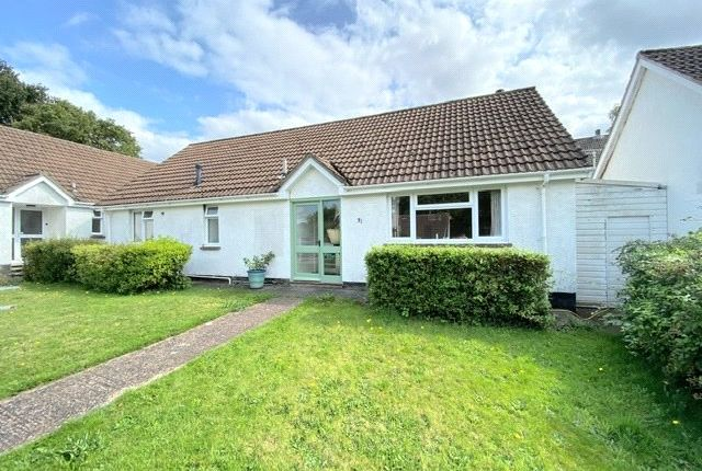 Thumbnail Bungalow for sale in Lamb Park, Chagford, Newton Abbot