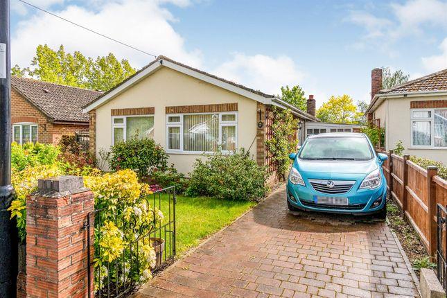 Thumbnail Detached bungalow for sale in Greenlea Crescent, Stoneham, Southampton