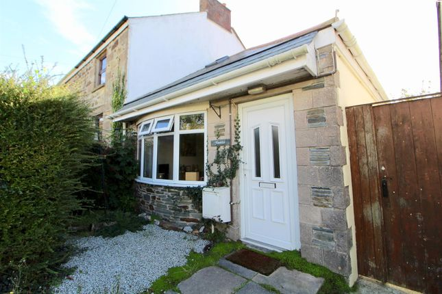 Thumbnail Terraced bungalow for sale in Prospect Place, Helston