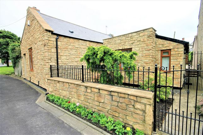 Thumbnail Detached bungalow for sale in Rothley Terrace, Consett