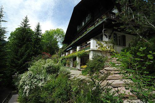 Main House  of Gstaad - Lauenenstrasse, Gstaad, Bern, Switzerland