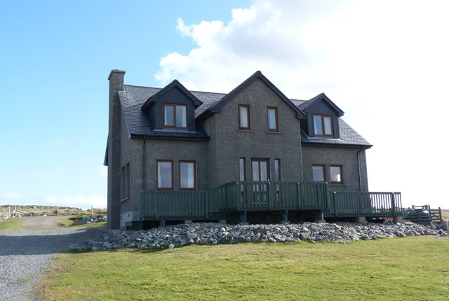 Thumbnail Detached house for sale in Garenin, Isle Of Lewis