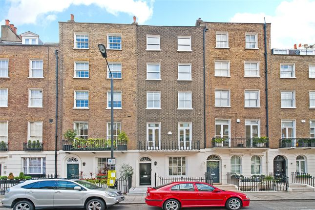 Thumbnail Terraced house for sale in Chapel Street, London
