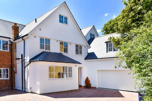Thumbnail Detached house for sale in Lakeside, Summertown OX2, Oxfordshire,