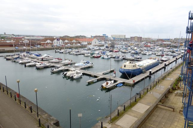 Thumbnail Flat for sale in Keel House, Quayside, Hartlepool