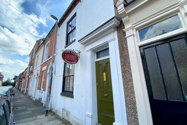 3 bed terraced house for sale in Lower Thrift Street, Abington, Northampton NN1