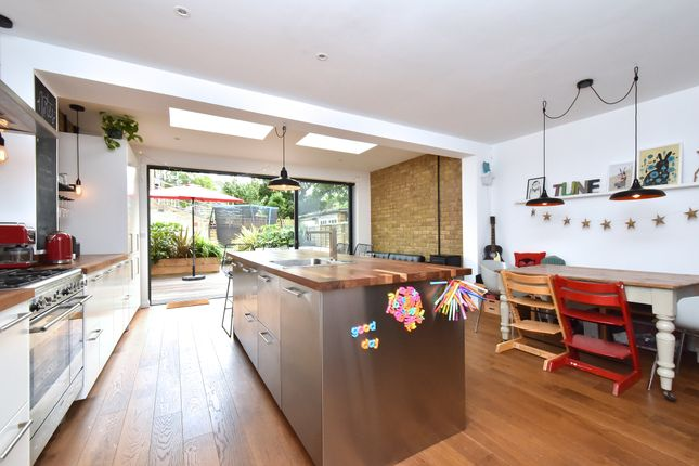 Thumbnail Terraced house for sale in Cranbrook Road, London