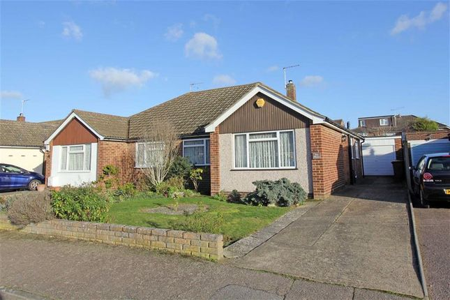 Thumbnail Bungalow for sale in Peel Crescent, Hertford