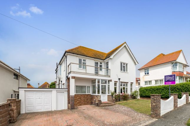 Thumbnail Detached house for sale in Walesbeech Road, Brighton