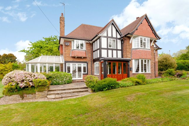 Thumbnail Detached house for sale in The Green, Barlaston, Stoke-On-Trent