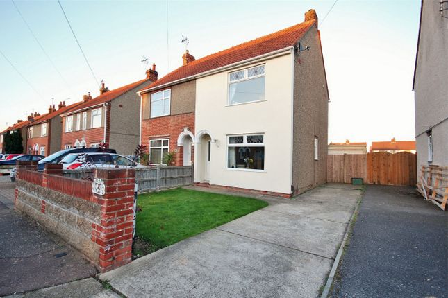 Thumbnail Semi-detached house for sale in Cavendish Avenue, Colchester, Essex