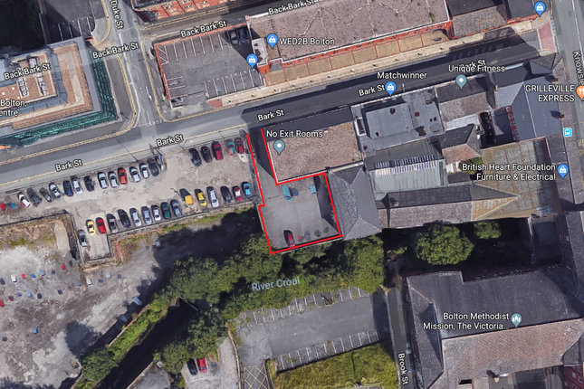 Parking/garage to let in Bark St, Bolton