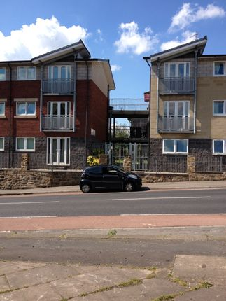Thumbnail Duplex to rent in The Moorings, 17 Bridge Street, Swinton, Mexborough