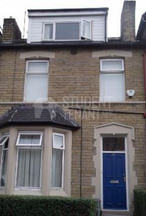 Thumbnail Shared accommodation to rent in Sherborne Road, Bradford