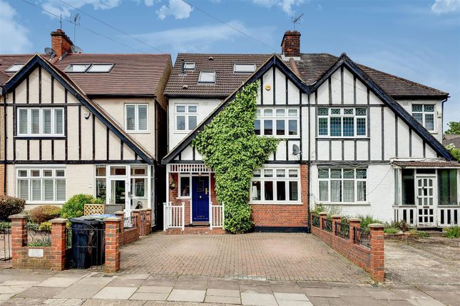 Thumbnail Semi-detached house for sale in Arundel Gardens, London