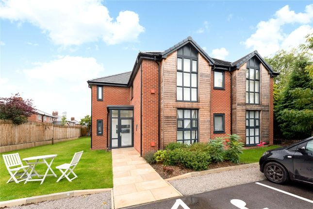 Thumbnail Flat for sale in Mobberley Road, Knutsford, Cheshire