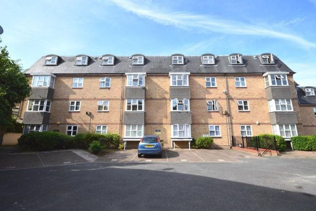 Thumbnail Flat to rent in Darwin Court Gravel Walk, Rochester