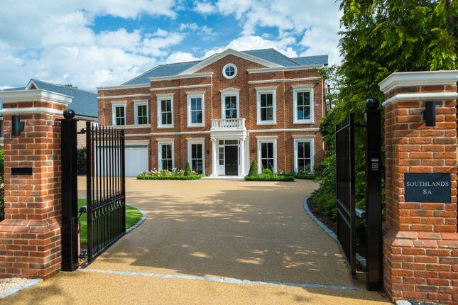 Thumbnail Detached house for sale in Southlands, Sandown Avenue, Esher, Surrey