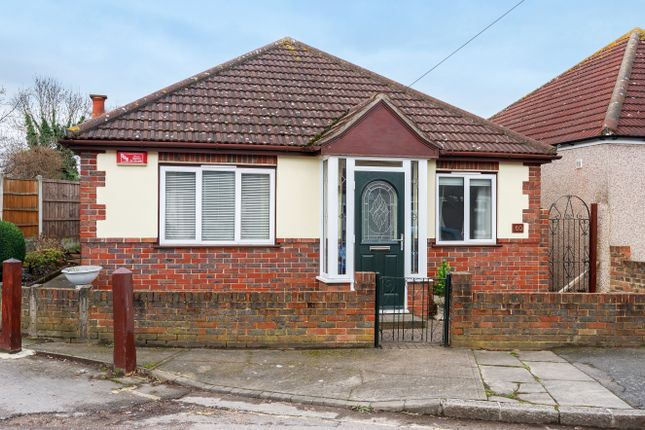 Thumbnail Detached bungalow for sale in Merchland Road, London