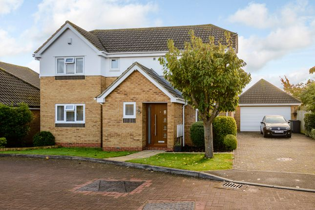 Thumbnail Detached house for sale in Empire Crescent, Hanham, Bristol