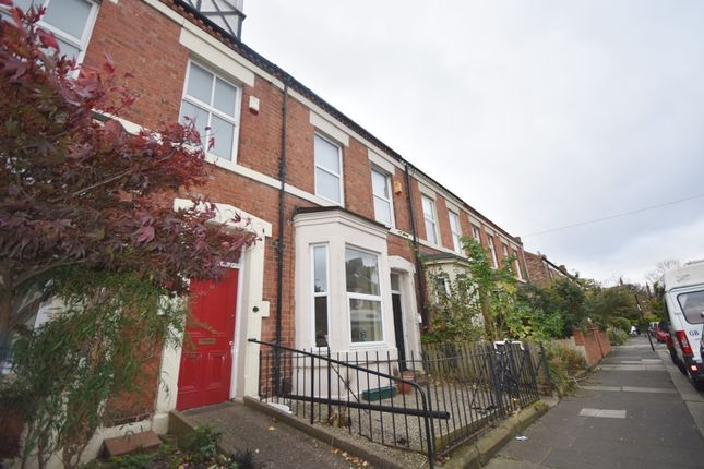Thumbnail Terraced house to rent in Lily Avenue, Jesmond