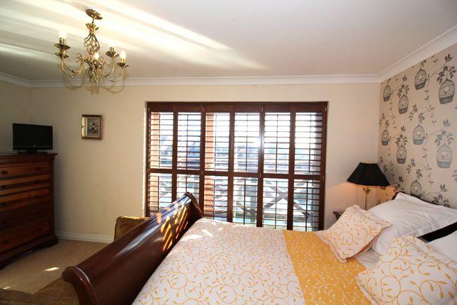 Master Bedroom of The Moorings, Burton Waters, Lincoln LN1
