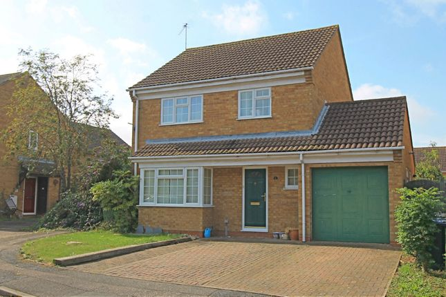 Thumbnail Detached house for sale in Bayliss, Godmanchester