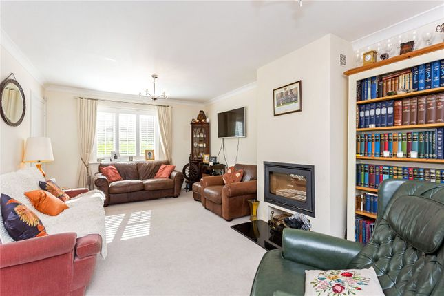 Thumbnail Detached house for sale in Kimmeridge Road, Cumnor, Oxford