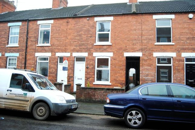 Thumbnail Terraced house to rent in Launder Terrace, Grantham
