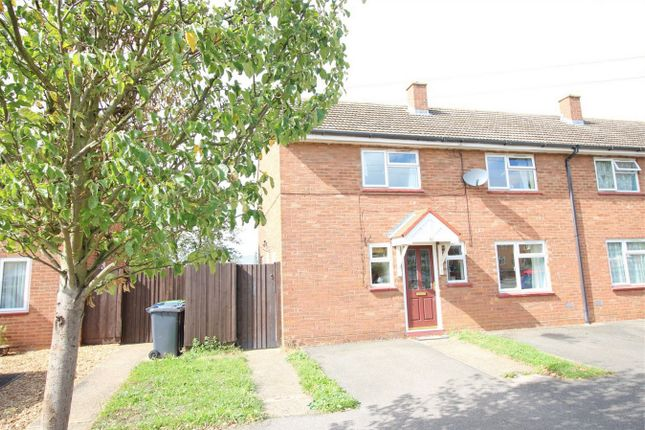 3 bed end terrace house for sale in Belle Isle Crescent, Brampton, Huntingdon