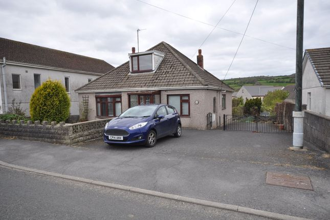 Thumbnail Bungalow for sale in 90 Priory Street, Kidwelly, Carmarthen