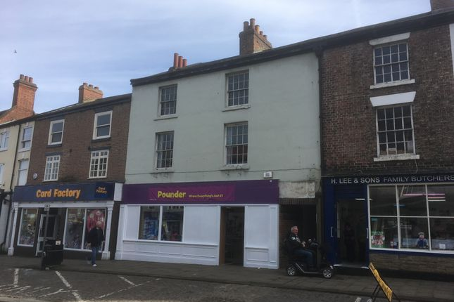 Thumbnail Retail premises to let in 14 Market Place, Thirsk