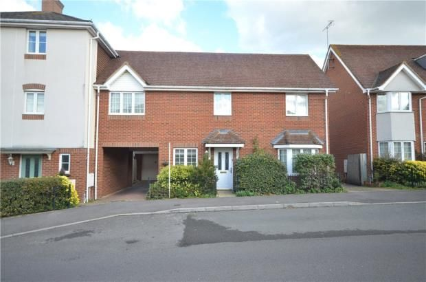 Thumbnail Semi-detached house for sale in Great Marlow, Hook